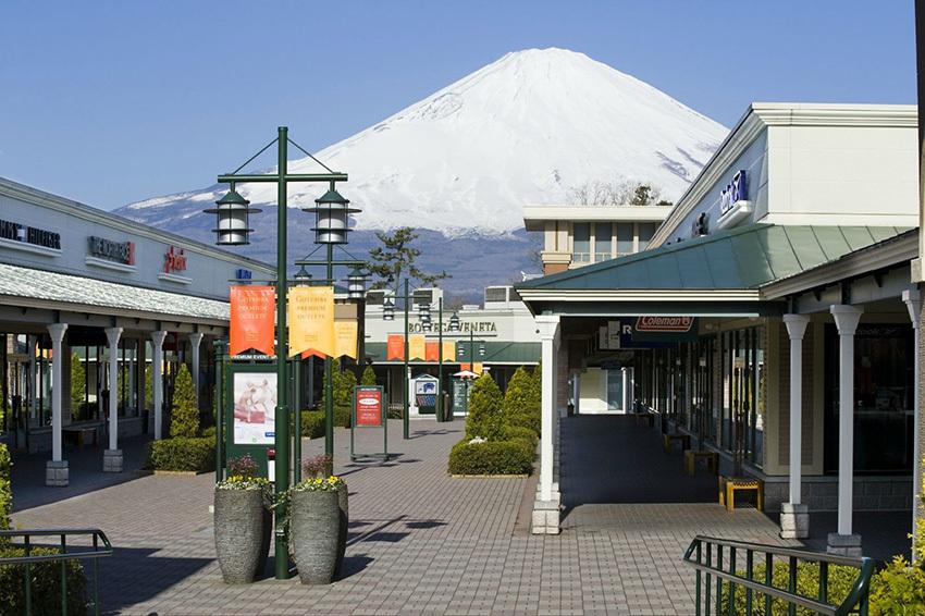 【一日游】箱根温泉の购物风暴