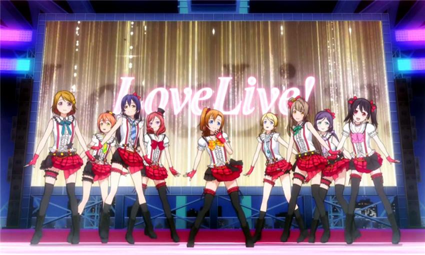 圣地巡礼:love live in 东京