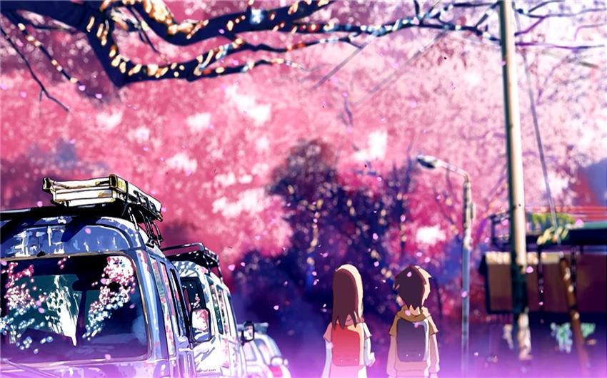 【一日游】圣地巡礼:秒速五厘米&言叶之庭 in 东京