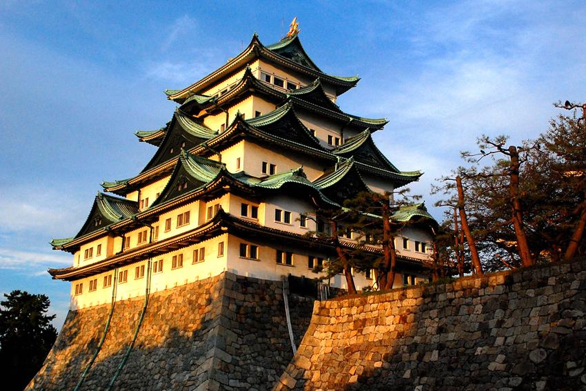 一日游:名古屋城+热田神宫+犬山城
