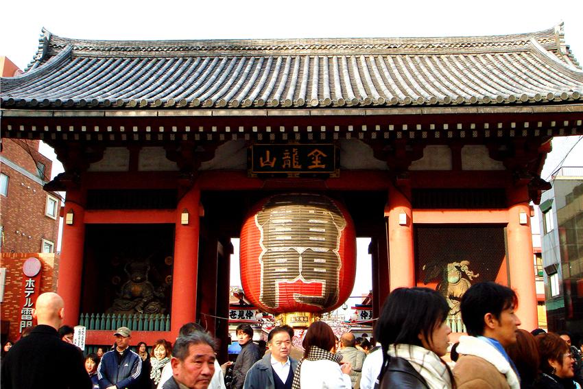 东京一日游:浅草+晴空塔+台场海滨公园+大江户温泉物语