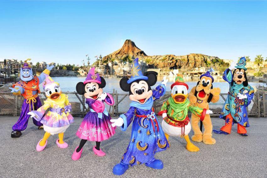 【门票】东京迪士尼海洋乐园一日游通票