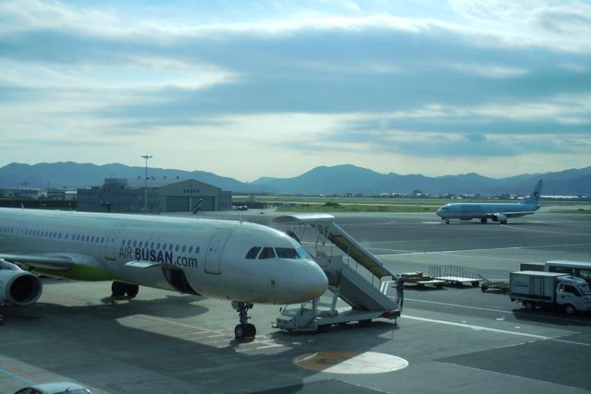 【接送机】釜山金海国际机场 - 釜山市接机/送机