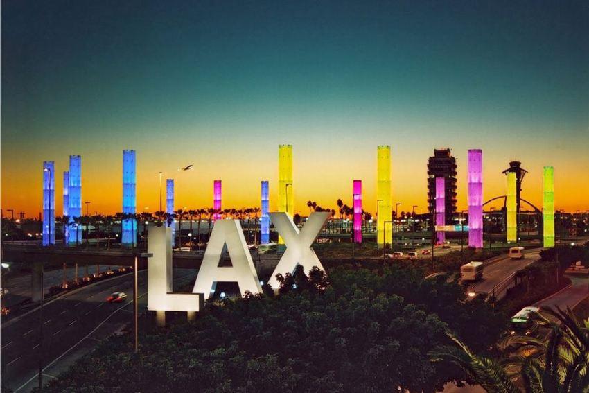 【接送机】洛杉矶机场—洛杉矶市区单程接机/送机