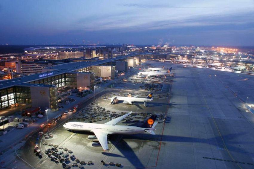 【接送机】德国法兰克福机场单程接机/送机