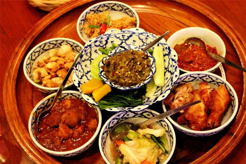 【清迈美食】康托克帝王餐