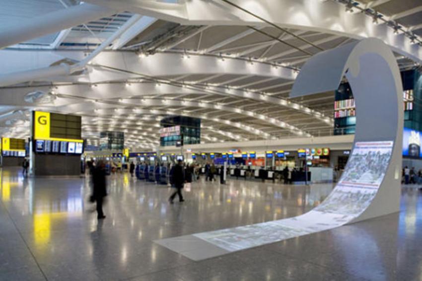 【接送机】伦敦希思罗国际机场单程接机/送机