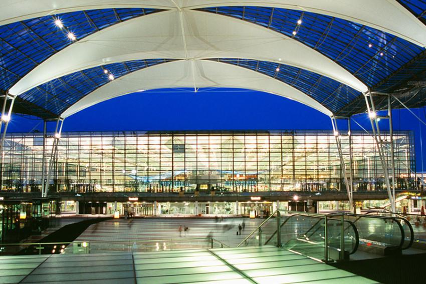 【接送机】德国慕尼黑机场单程接机/送机