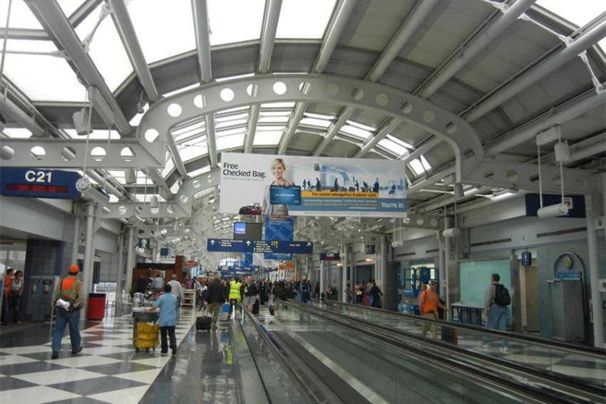 【接送机】美国芝加哥机场单程接机/送机