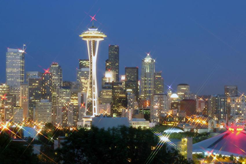 【接送机】美国西雅图机场单程接机/送机