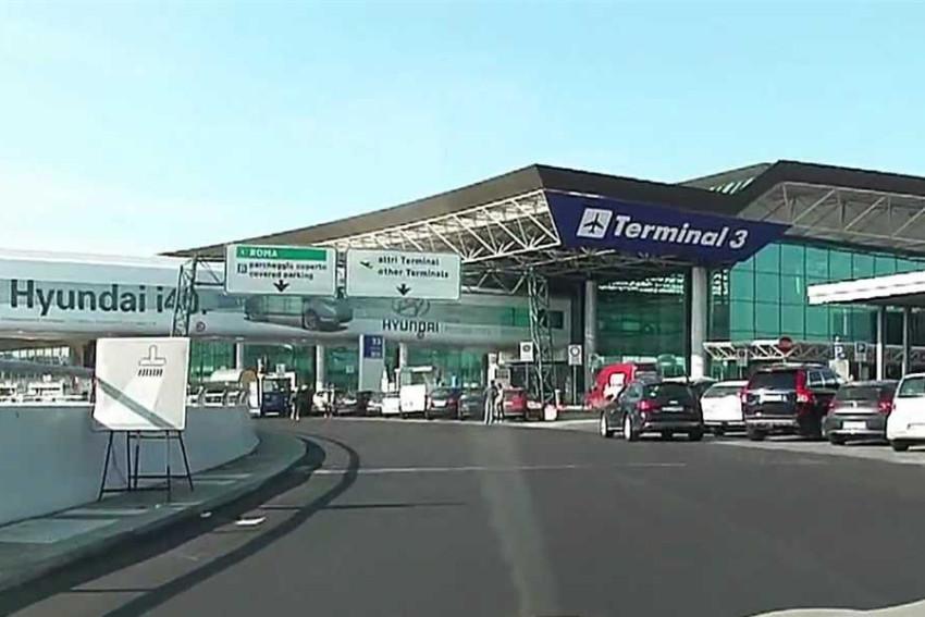【接送机】意大利罗马机场单程接机/送机