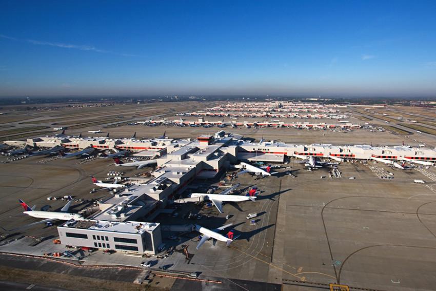 【接送机】亚特兰大国际机场单程接机/送机