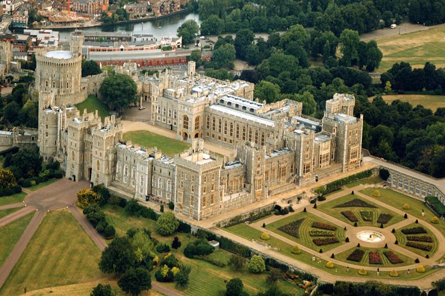 【英国游学之旅】温莎城堡+牛津大学(伦敦往返)