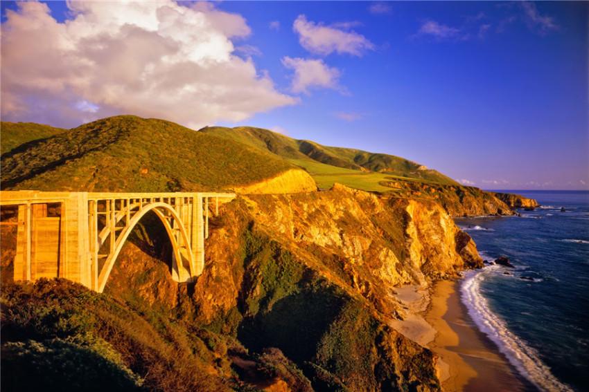 【壮丽西海岸】洛杉矶-旧金山两日游:圣塔芭芭拉+丹麦村+赫氏古堡+卡梅尔小镇+17里湾