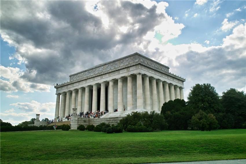 【华盛顿市区经典1日游】国会+白宫+林肯纪念堂+国家档案馆