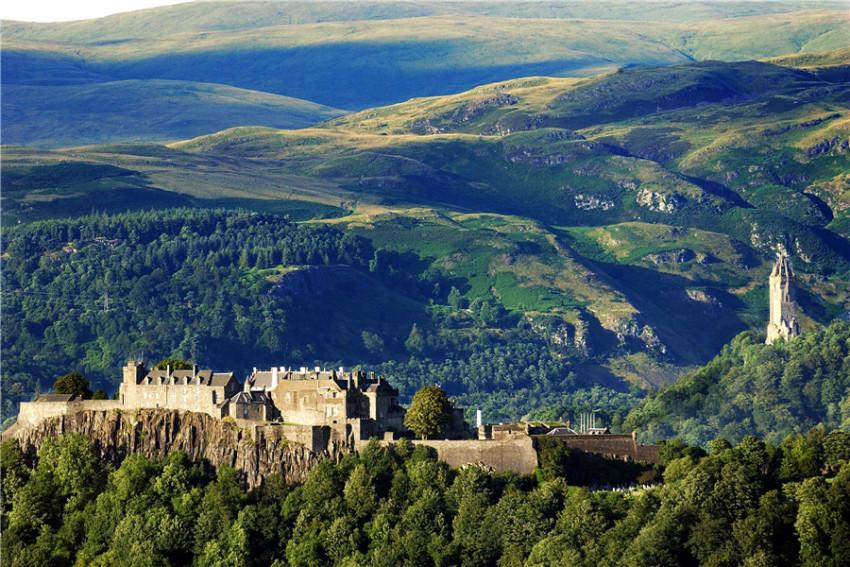 【爱丁堡周边1日游】洛蒙德湖+托萨奇斯国家公园+斯特灵城堡