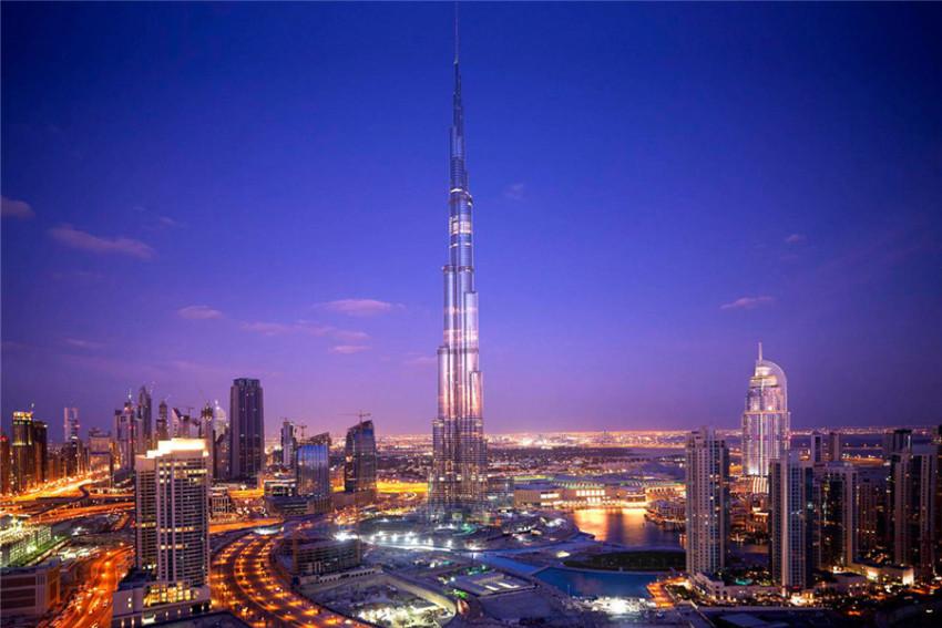 【迪拜城市观光购物 一日游】朱美拉清真寺+迪拜博物馆+哈利法塔+迪拜购物中心