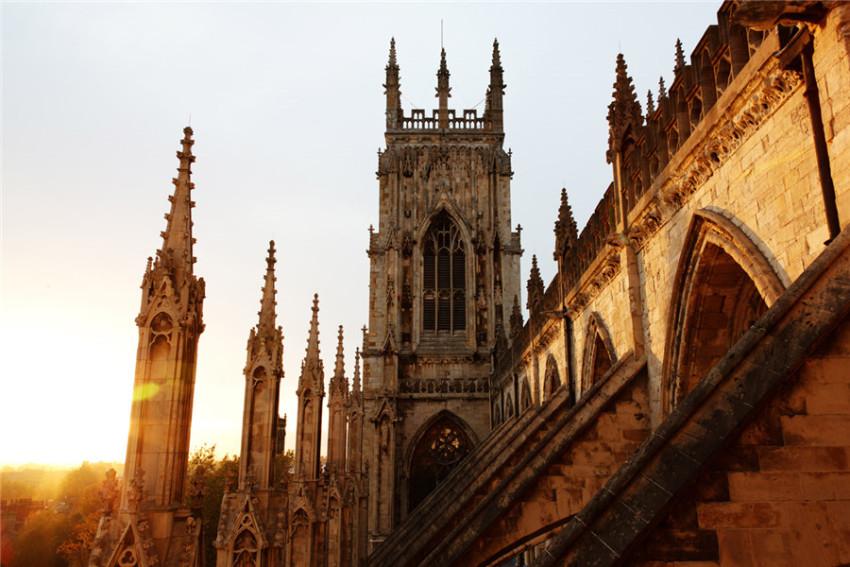 【曼彻斯特+约克】曼彻斯特一日游:约克大教堂+老特拉福德球场+曼彻斯特大学+唐人街