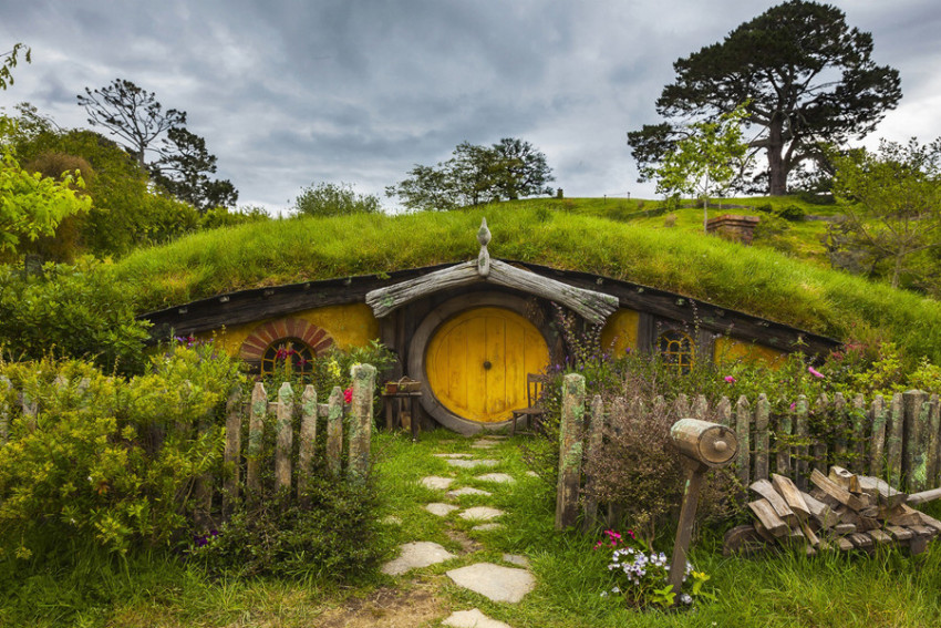 一日完美穿越新西兰:怀托摩萤火虫洞+霍比特人村