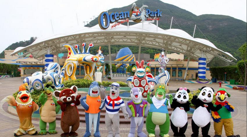 【香港海洋公园门票】
