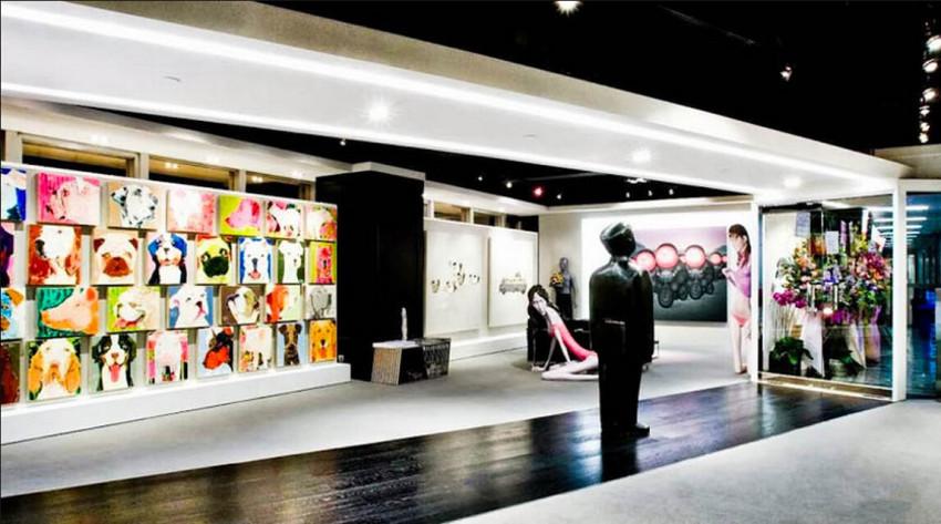 【艺术畅享】SoHo艺术画廊导览——周六漫步 · 午后的小确幸