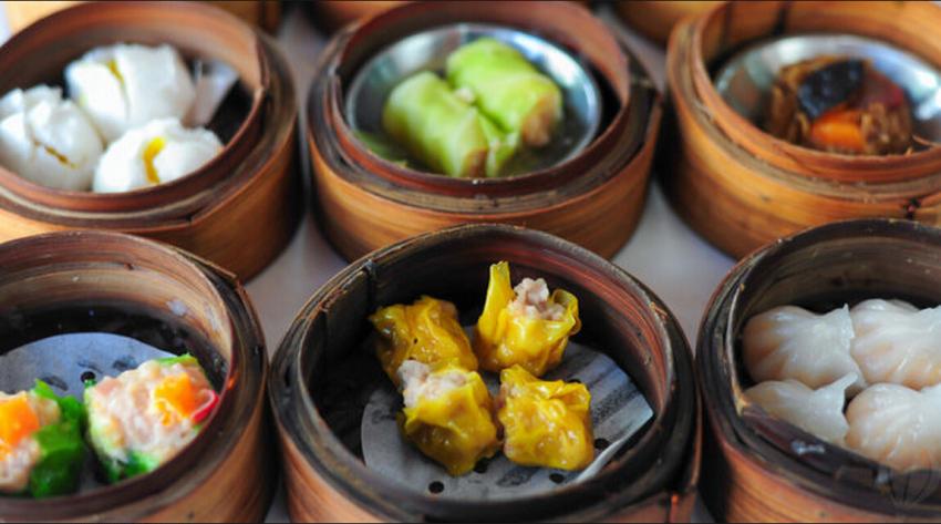 【吃货福利】港式点心漫行——亲身感受茶楼文化