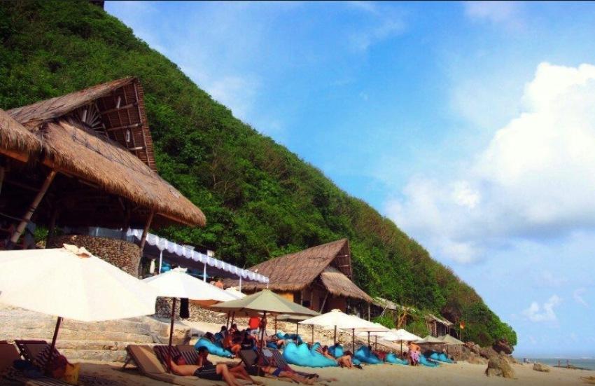 【豪华私人享受】海滩玩乐+欧舒丹spa下午茶+金巴兰海滩烧烤
