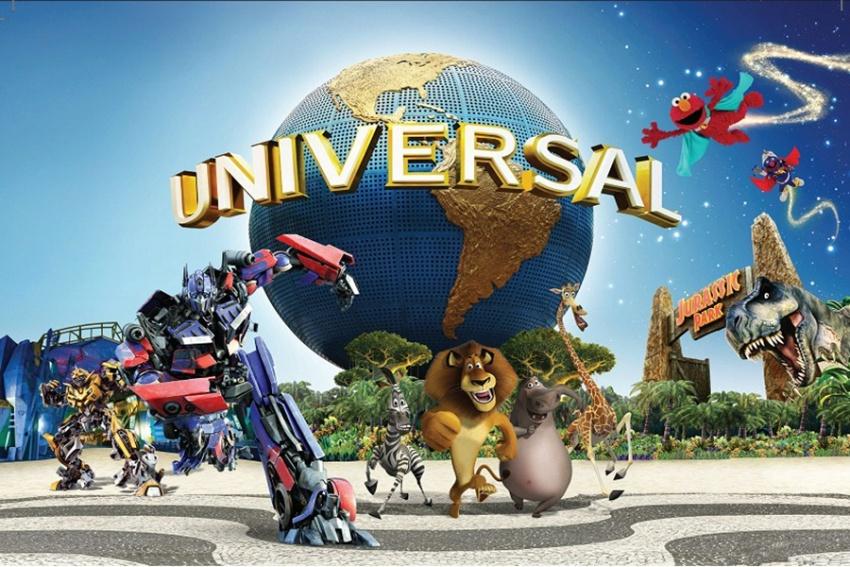 【新加坡环球影城一日票 Universal Studio】