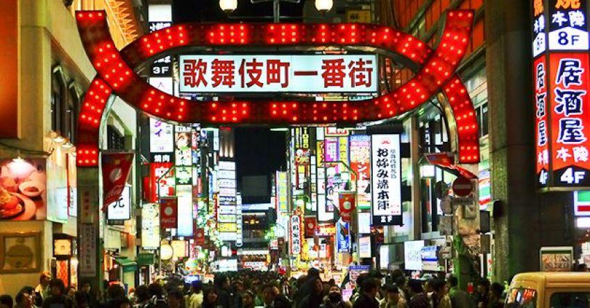 """东京夜场达人带你体验""""最日本""""的夜间文化:日式居酒屋+歌舞伎町+六本木NightClub"""