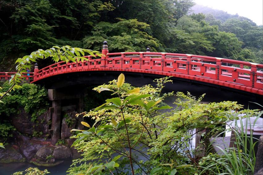 世界文化遗产日光:神桥+日光东照宫+华严瀑布