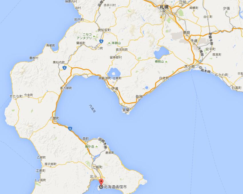 【畅游包车】札幌市区-函馆单程包车