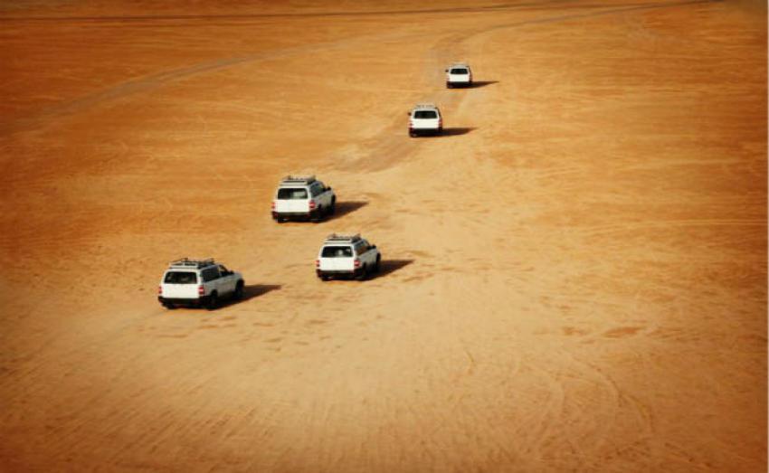 【迪拜】不能错过的沙漠冲沙之旅