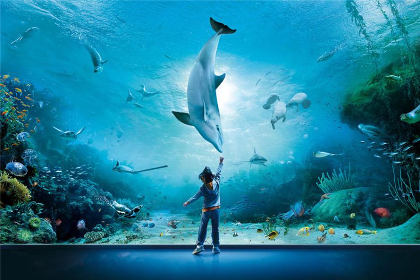 【走进海洋世界】亲子1日游:热那亚水族馆Genoa Aquarium(欧洲之最)