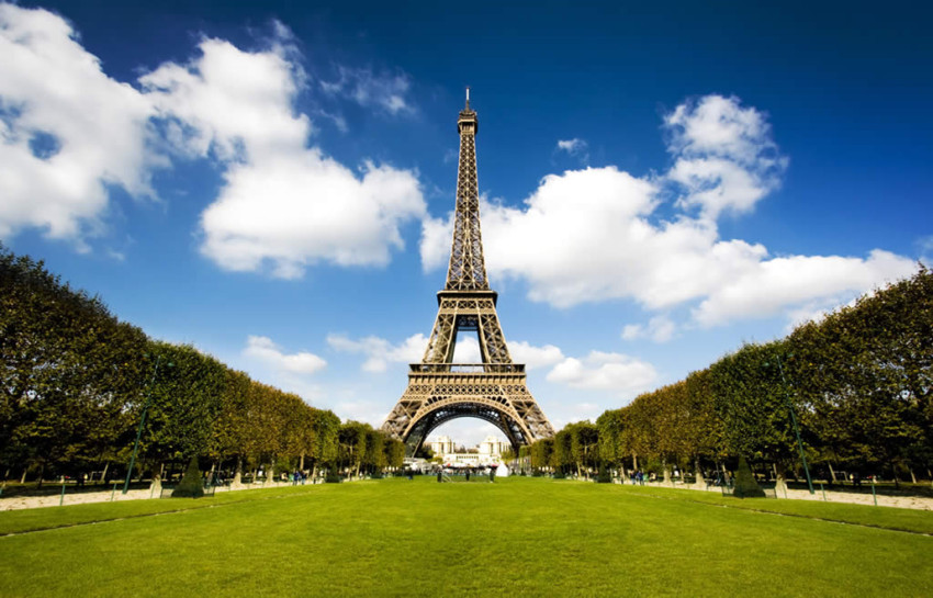法国个人旅游签证(上海领区)