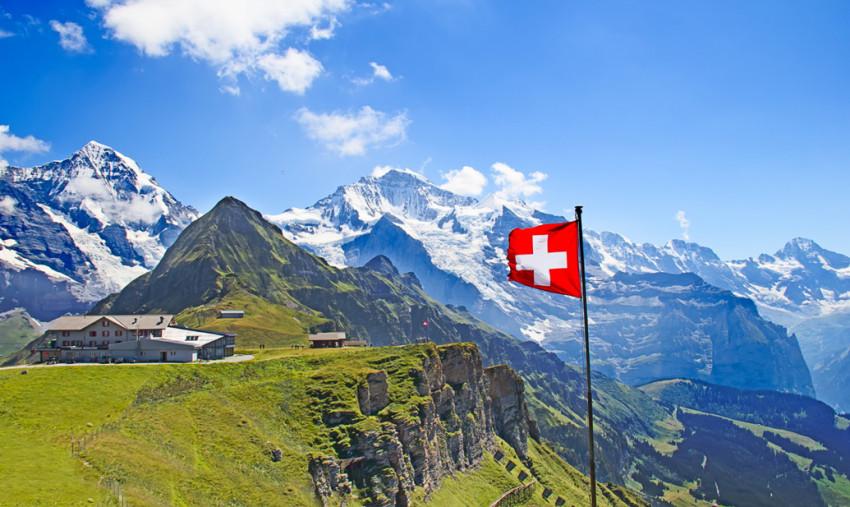 瑞士个人旅游签证(上海领区)