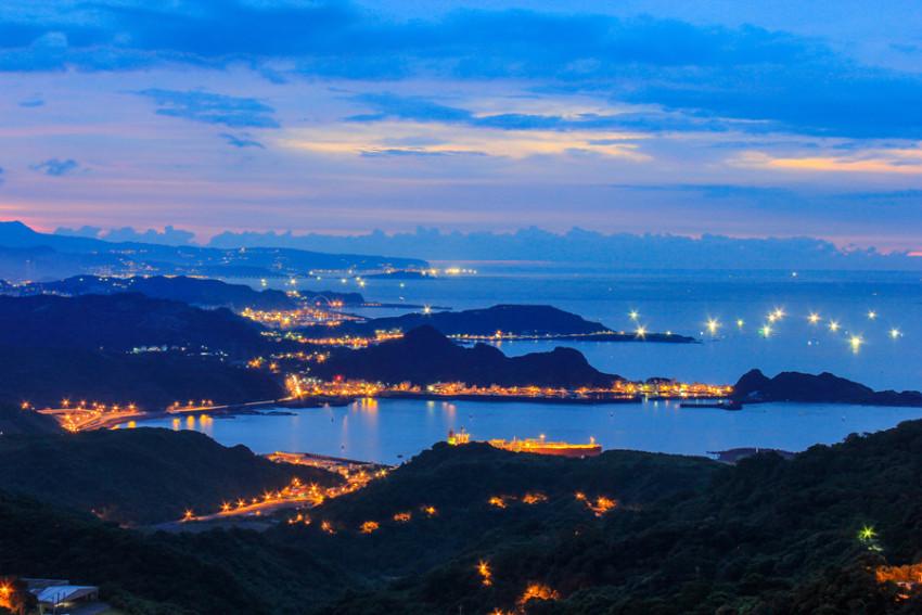 【夏日清新五日游】环台湾半岛:高雄+垦丁+台东+花莲+九份+平溪