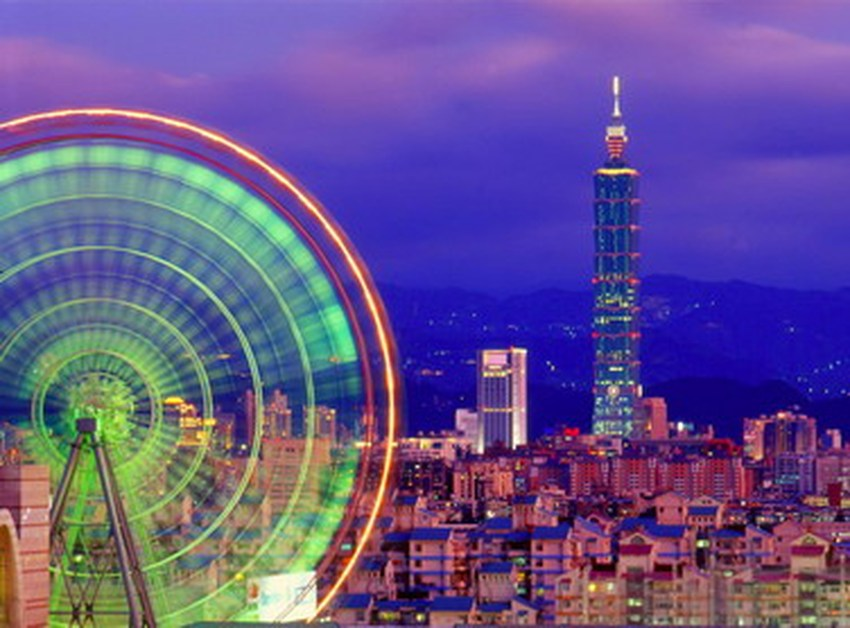 【8天7晚看见台湾】台北-垦丁-花莲深度游:柔软的自然风光+疯狂的夜市体验