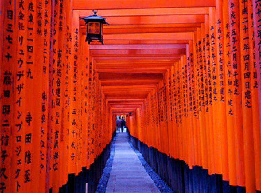 【深秋邂逅】京都一日邂逅红叶和艺妓(清水寺+东福寺+祗园+伏见稻荷大社)