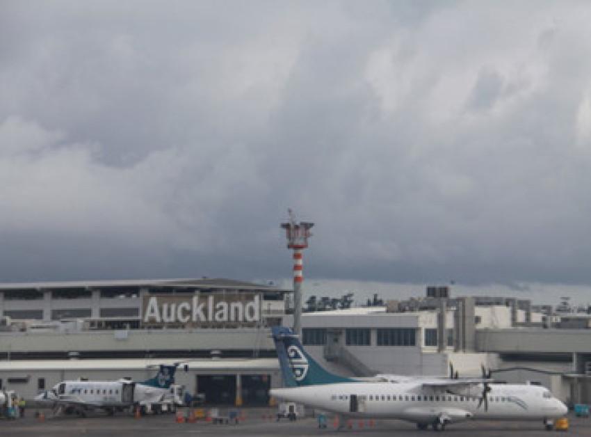 【接送机】新西兰奥克兰机场单程接机/送机