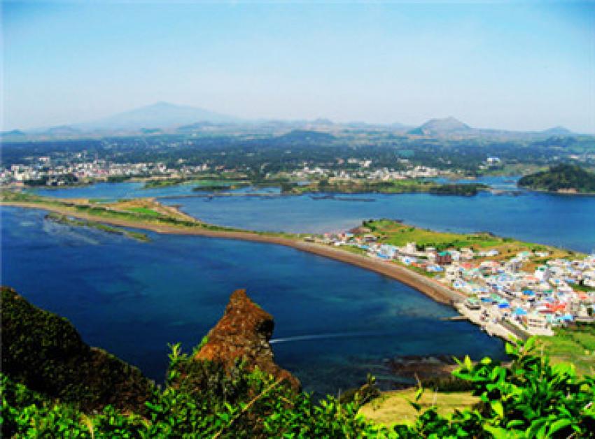 【畅游包车】济州岛一日包车畅游