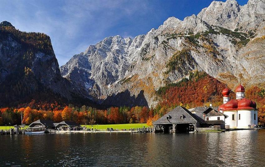 【魔法仙境】慕尼黑--国王湖/魔法森林中文包车一日游