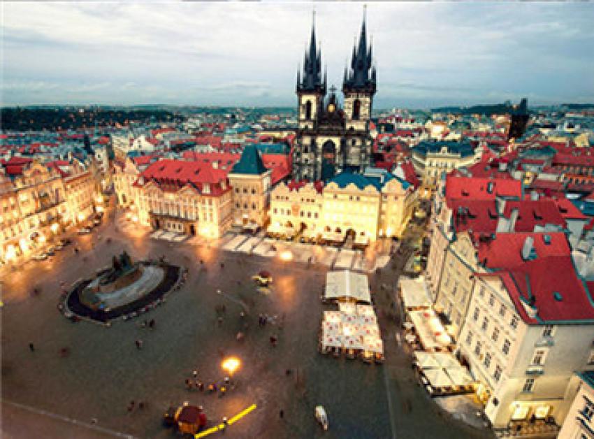 东欧9日深度游(布拉格+CK小镇+萨尔茨堡+哈尔施塔特维也纳+维也纳 +布达佩斯)
