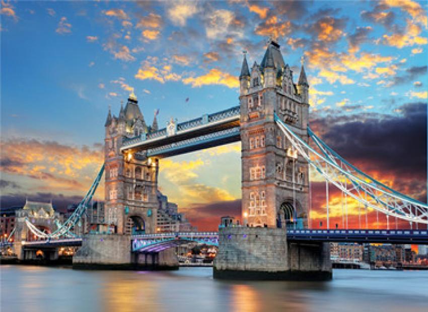 【伦敦精华一日游】西敏寺+大本钟+白金汉宫+伦敦塔桥+大英博物馆