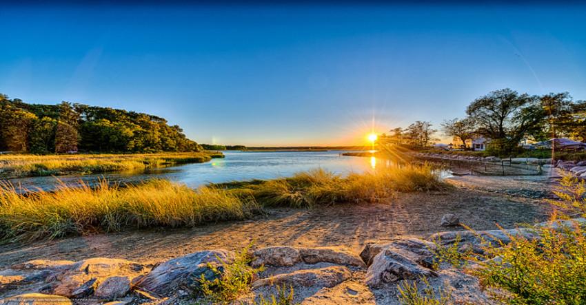 【纽约周边一日往返】跨越长岛之旅:老维斯伯瑞花园-汉普顿湾-蒙托克