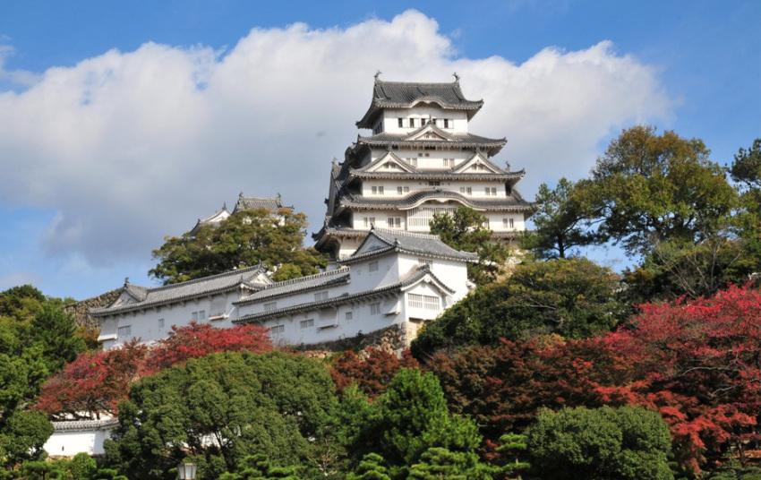 【关西世遗与文化探寻】大阪出发:姬路城+神户北野异人馆+神户港