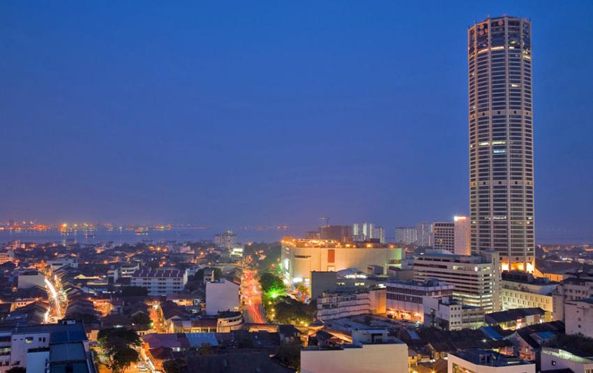 【畅游包车】槟城市区专车司导服务