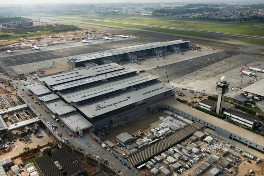 【接送机】圣保罗国际机场 - 圣保罗市内单程接机/送机