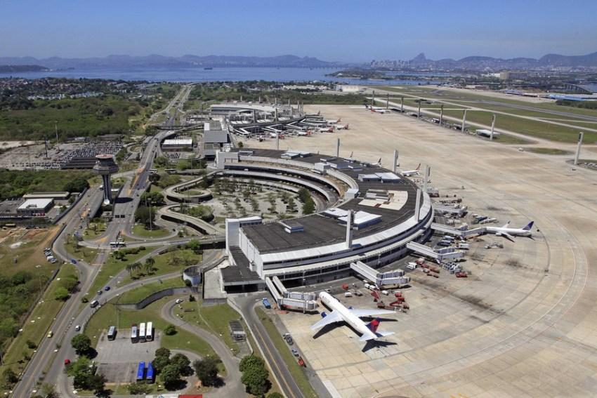 【接送机】里约热内卢国际机场 - 里约热内卢市内单程接机/送机