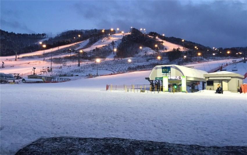 【点对点接送】首尔市区-江原道龙平或Alpensia滑雪场单程接/送服务