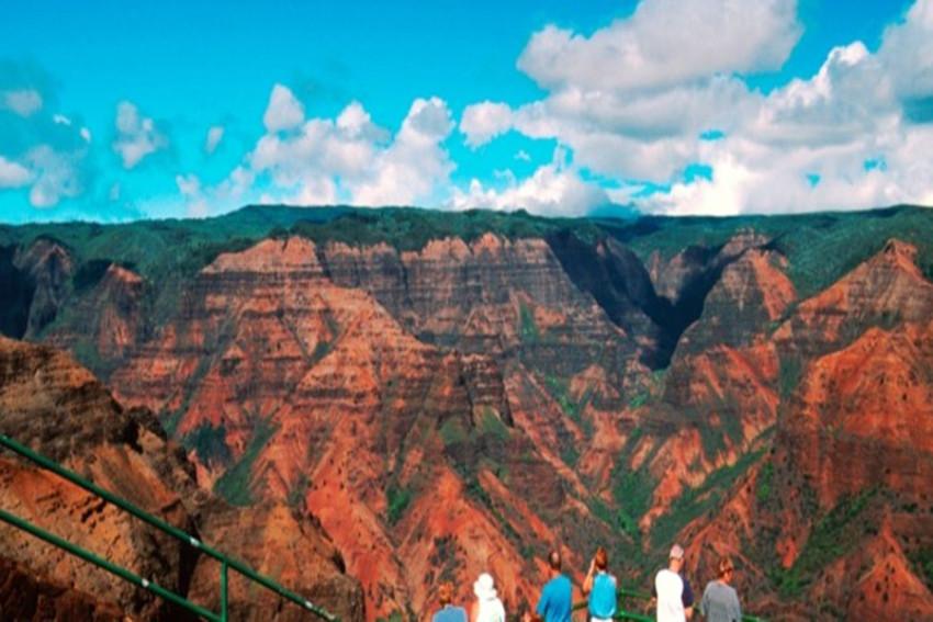 【好莱坞拍摄地】夏威夷考爱岛峡谷之旅:威美亚大峡谷+寇基州立公园(利胡埃机场或酒店接送)